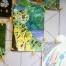Художественная мастерская в школе Макарун