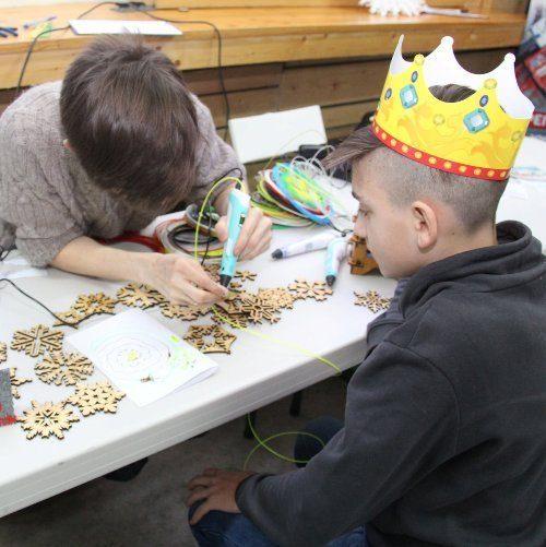 Летняя школьная ярмарка Дети Детям