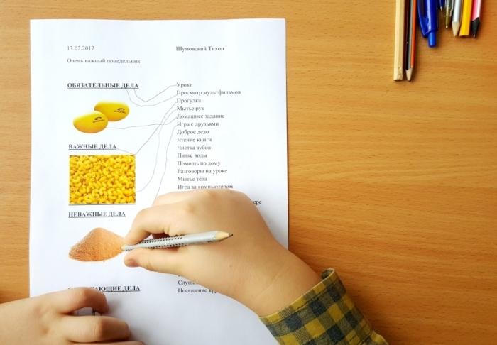 Онлайн обучение Маршрутный лист в школе Макарун
